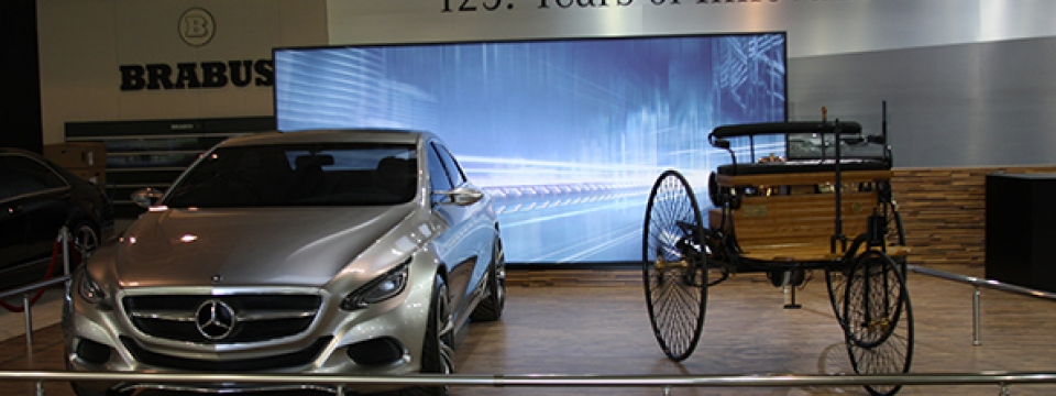 Mercedes Benz 2011